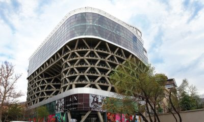 Ava Center Shopping Mall Project Size: 400 m² Systems: Freeform Skylight Location: Tehran